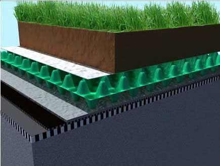 防排水板施工图